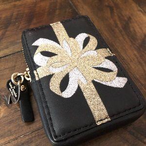 Kate Spade Steal Spotlight Present Gift Coin Purse